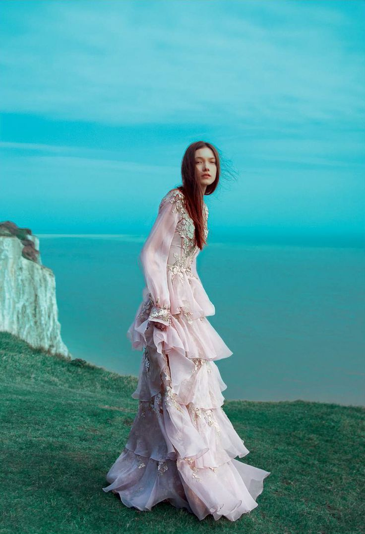 Harpers Bazaar UK June 2016 Yumi Lambert by Erik Madigan Heck