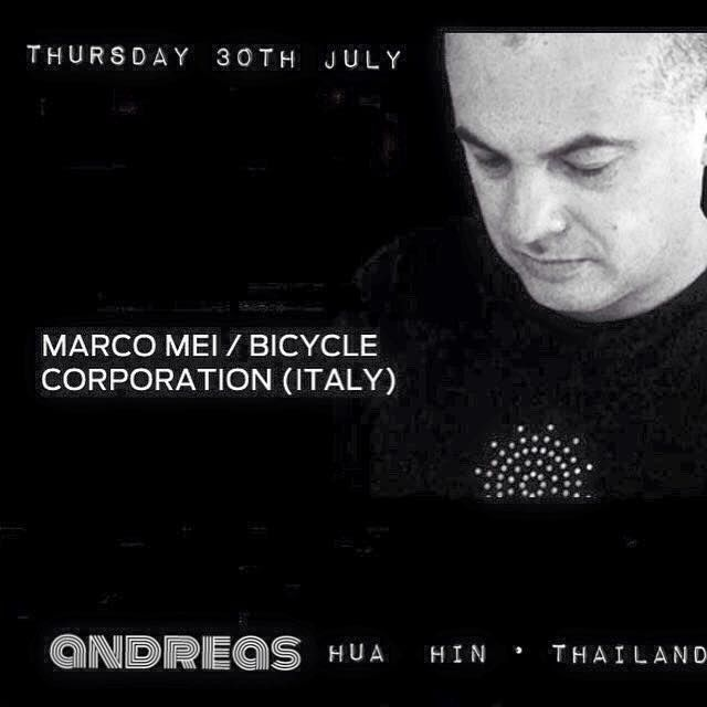 Marco Mei (from Bicycle Corporation) announces 2nd leg of his Asian Tour!