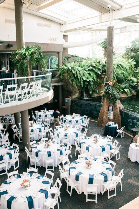 Pittsburgh Wedding Venue Receptions Aquarium Zoo