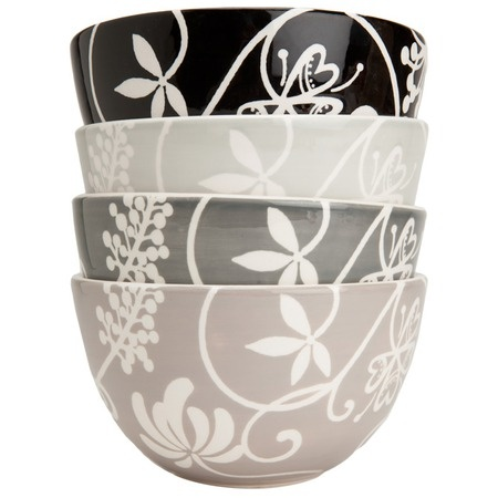 I pinned this 4 Piece Riverdale Cereal Bowl Set from the EuroCeramica event at Joss and Main!
