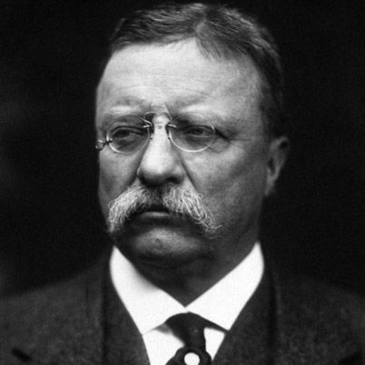 Teddy Roosevelt is the only person to have ever received both the Nobel Peace Prize and the Congressional Medal of Honor, the two highest nationally recognized honors for war and peace.