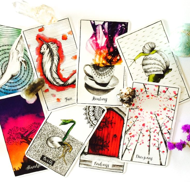 Just invested in the Inner Hue Oracle Cards - can't wait for my delivery! Such beautiful pictures to help me connect with my intuition and set intentions