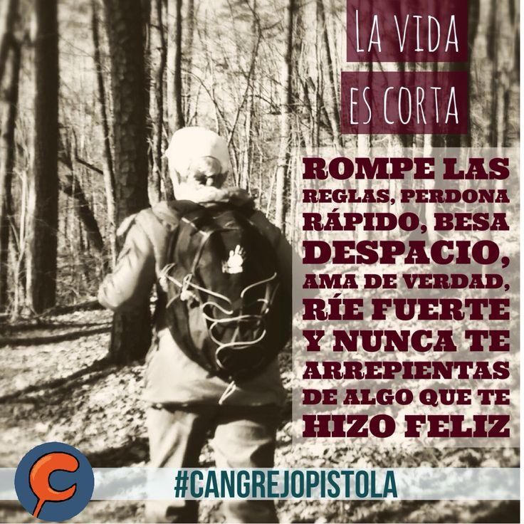 #CangrejoPistola