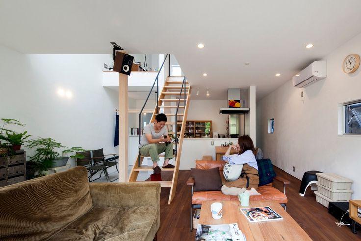TRUCK家具と大好きなアイテムに囲まれたおうち   D'S STYLE(ディーズスタイル)