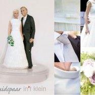 bruidspaar in't klein