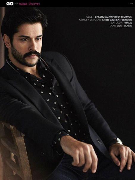Burak Özçivit - GQ Magazine Pictorial [Turkey] (February 2015)