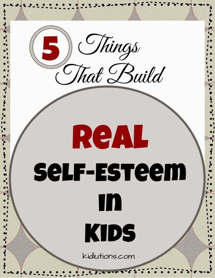how to build self esteem and be confident book