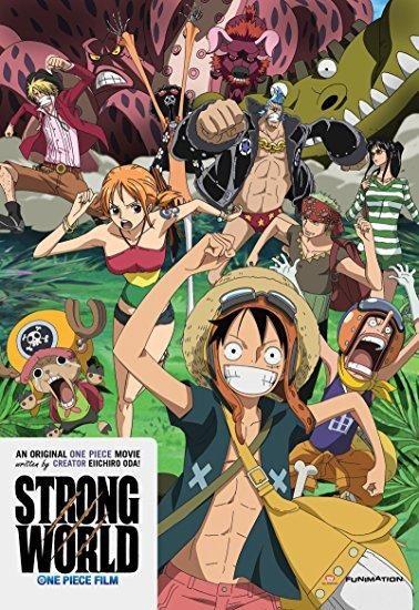 Colleen Clinkenbeard & Luci Christian & Mike McFarland-One Piece Film: Strong World