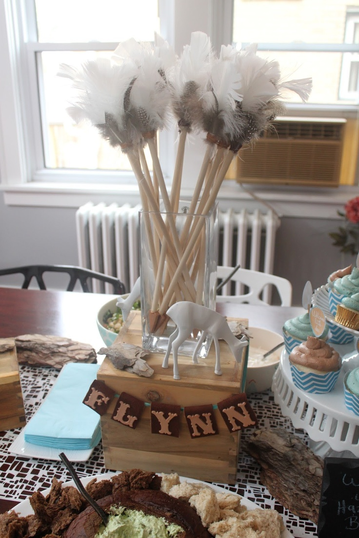 17 best ideas about deer baby showers on pinterest for Dekoration fur babyparty