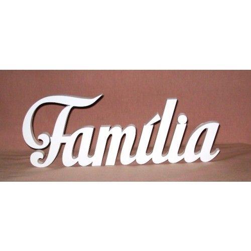 LETRAS MDF FAMILIA - Pesquisa Google