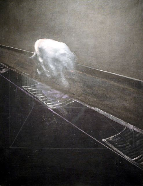 Francis Bacon / Study for a Running Dog