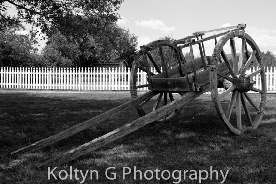 Red River Cart @ Batoche