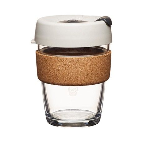 Caffeine on the go. Stylish and eco friendly.