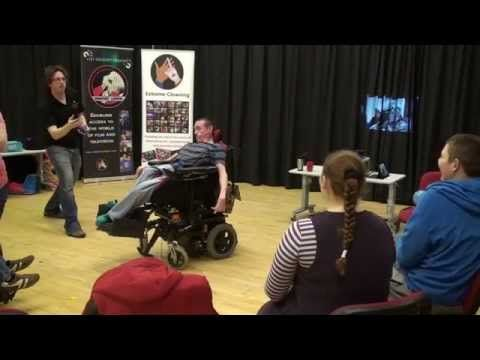 Guest Post: Magic for Sensory Impaired and Disabled People | Magick Words