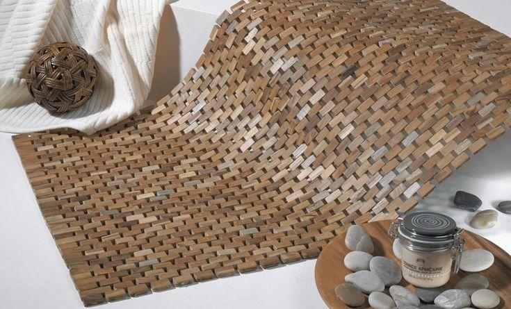 Dekoracje łazienek-dywanik Sealskin