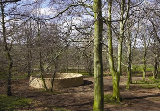 Yorkshire Sculpture Park | Andy Goldsworthy at YSP