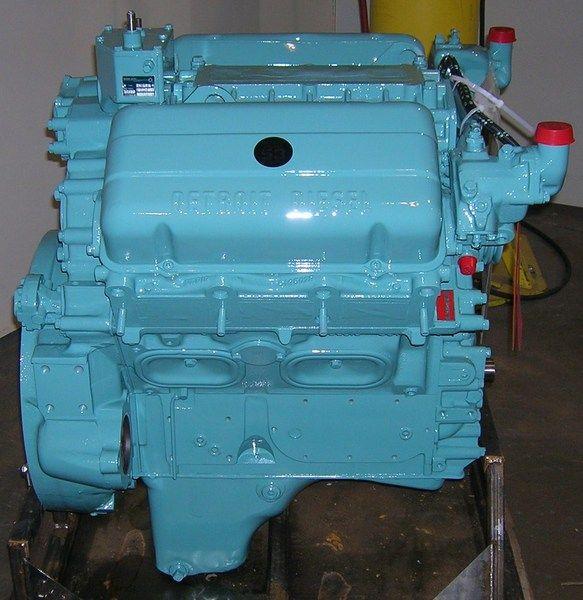 Detroit Diesel V53 engine