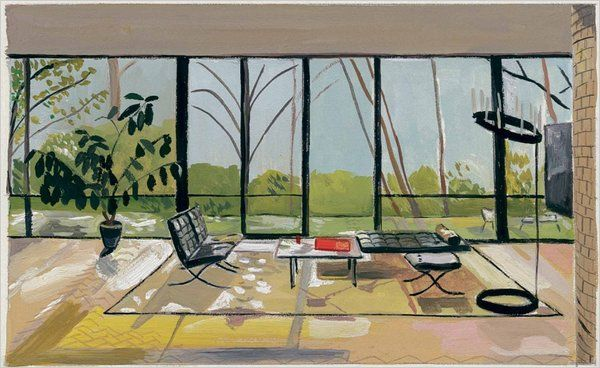 Glass House by-Maira Kalman's Career Survey at Jewish Museum - Review - NYTimes.com