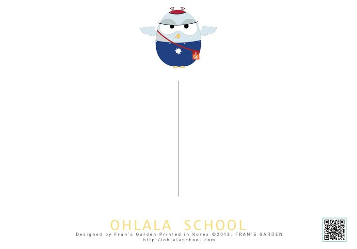 OHHO Postcard ~ :D