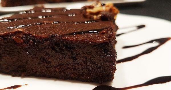 Resultado de imagen para brownies sin harina