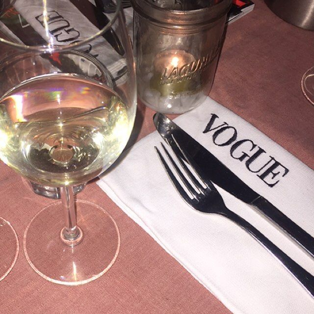about last night. / Vogue Nederland #voguefashionfestival