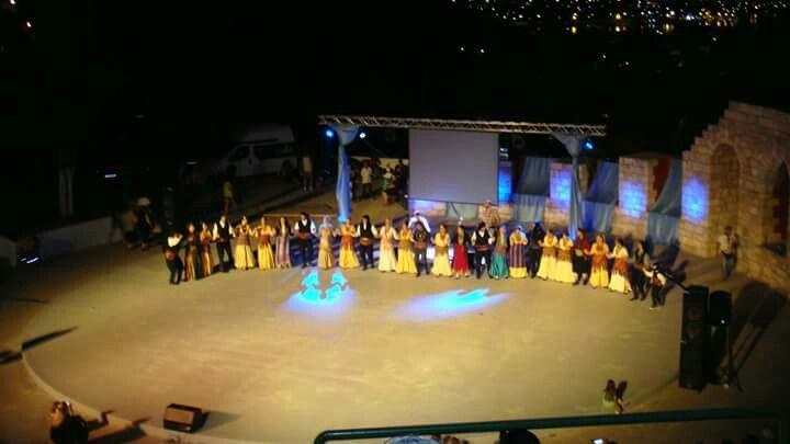 Ευριπίδειο Θέατρο στην περιοχή Σαλαμίνα, Αττική