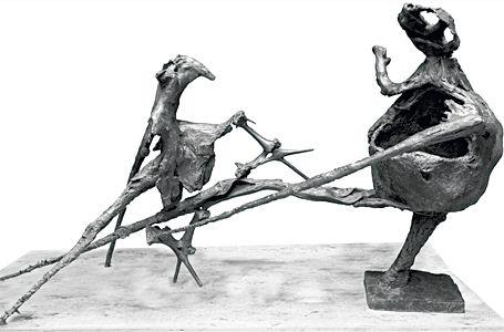 Germaine Richier - une libellule