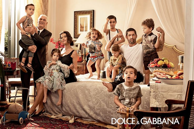 dolce and gabbana ss 2014 child advertising campaign 01 zoom