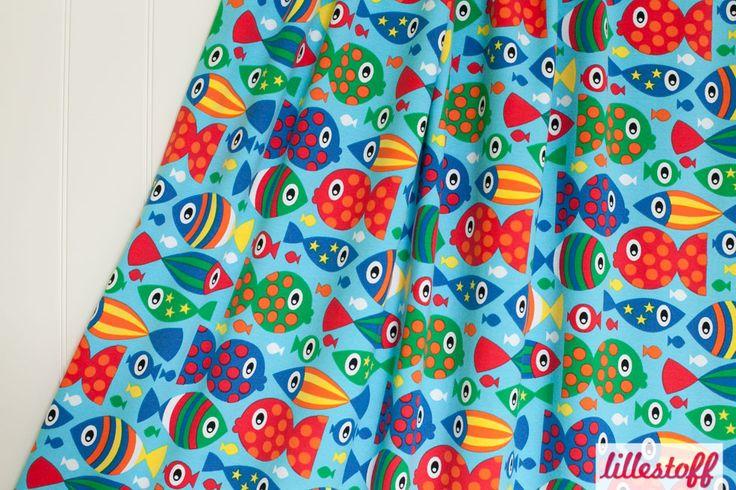 lillestoff » Fresh Fish « // Design: Sari Ahokainen // ausverkauft