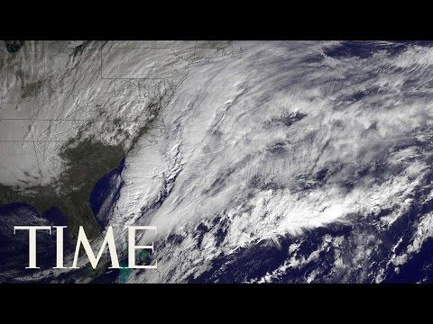 TIME: What Is A Nor'easter? East Coast Braces For Winter Storm Stella