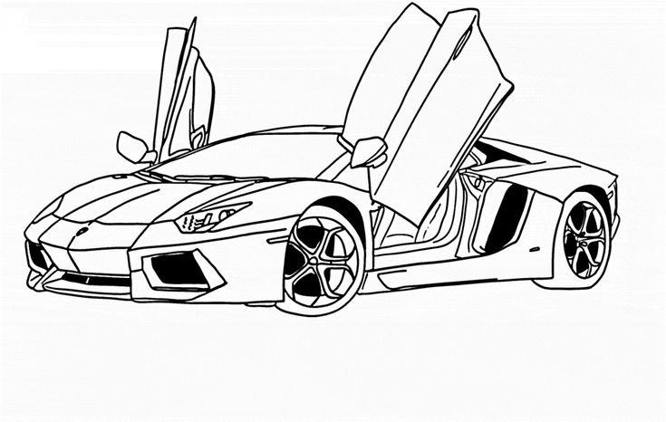 10 großartig malvorlage auto einfach ausdruck 2020