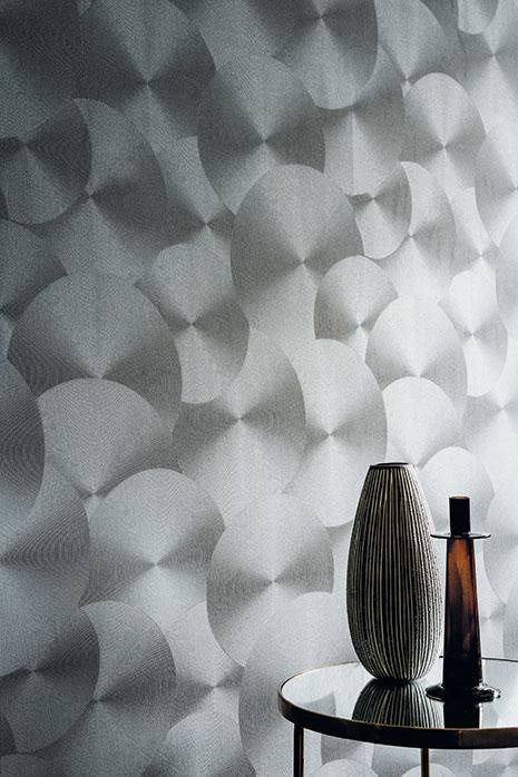 Casamance  Cristal, leather look, rich iridescence with a large colour palette.  View designs: http://www.casamance.com/Collections/Detail-collection.aspx?id=11012