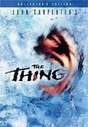 The Thing - 80's Horror Movies