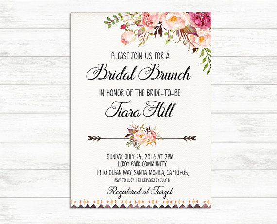 d43d0917d8b77adc36b66d0f4ba2cb0b brunch invitations bridal shower invitations best 25 brunch invitations ideas on pinterest,Who Is Invited To The Bridal Shower