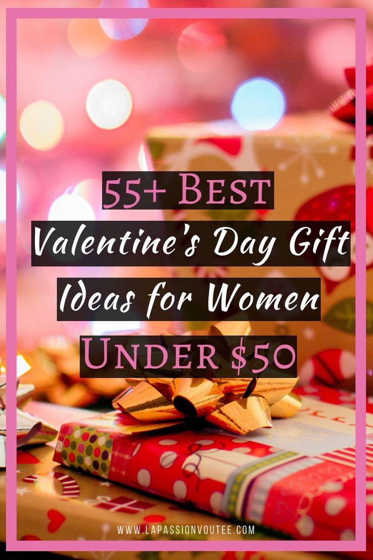 55+ Best Valentine's Day Gift Ideas for Women Under 50 in
