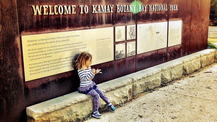 Kamay Botany Bay National Park Kurnell: rediscovering our history