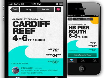 http://dribbble.com/shots/248524-Surf-Report-iPhone-App-for
