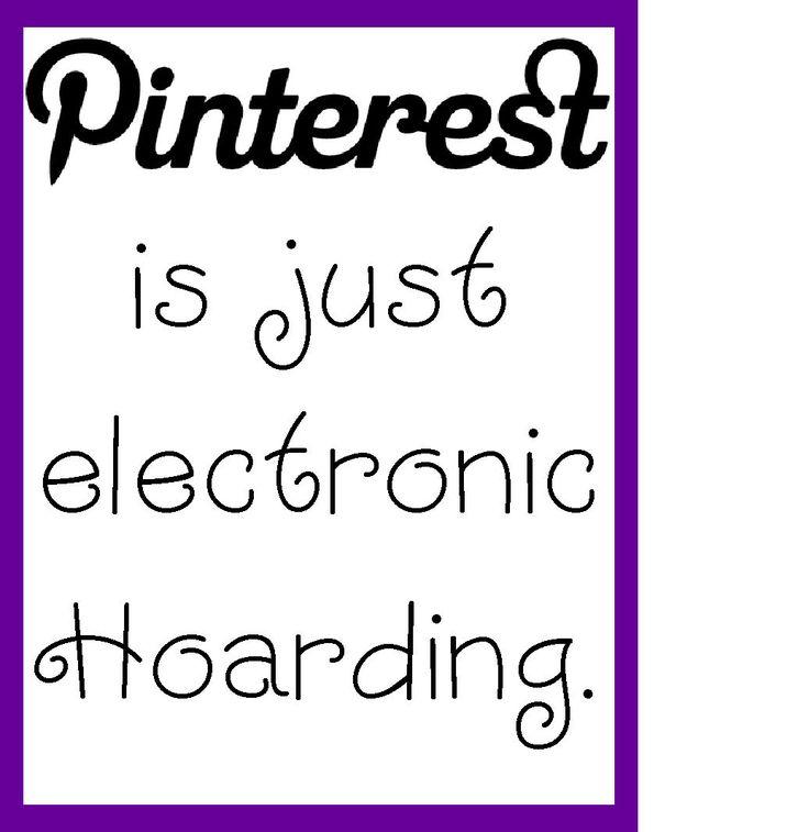 Pinterest - Ha!