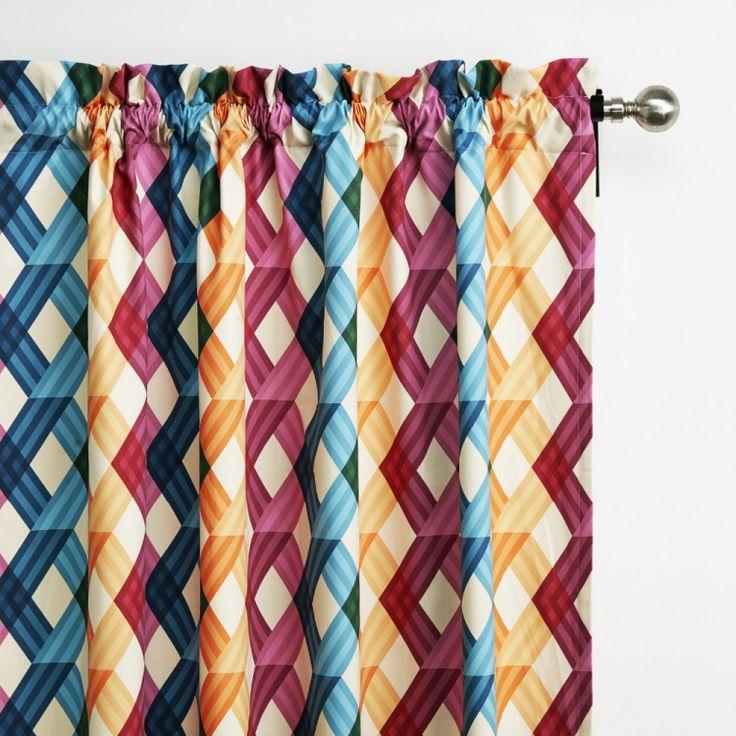 gardinen-nahen-vorhaenge-ideen-farbig-bunt-gardinenstange-schlaufe
