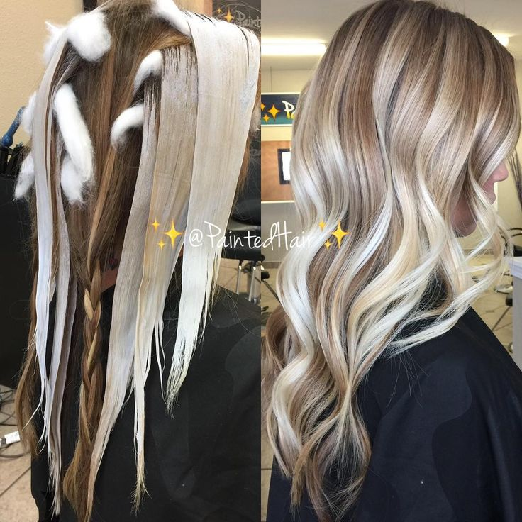 ⭐️TAG A FRIEND😍🌟❤Placement & Layered lightness are key 🔑 to helping  me create this beautiful, multidimensional 👱🏽♀️Blonde…