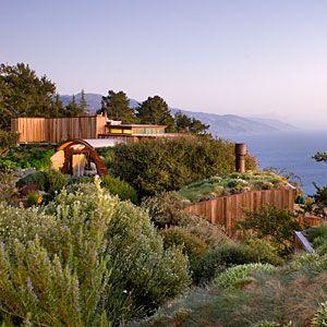 Top 20 romantic getaways   Post Ranch Inn, Big Sur, CA   Sunset.com