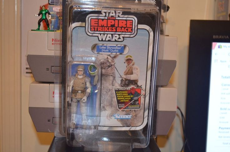 Star Wars Action Figure The Vintage Collection TVC - Luke Skywalker Hoth VC95 #Hasbro