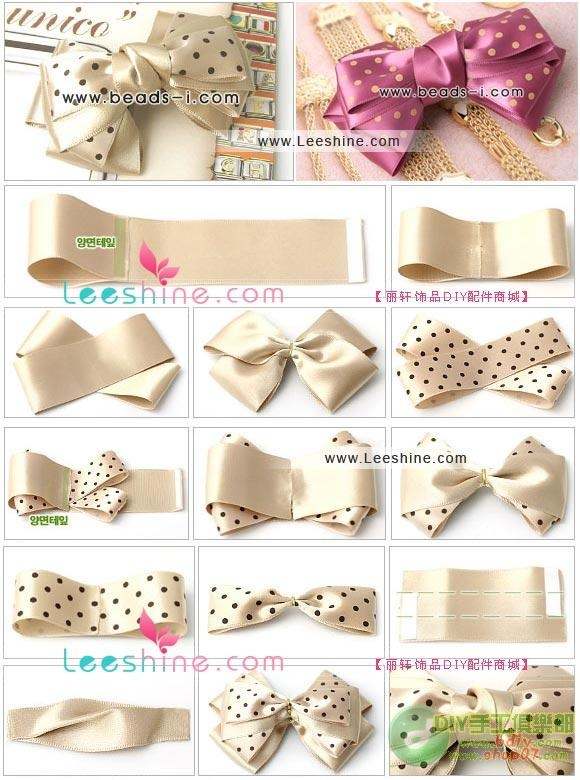 love this satin ribbon <3