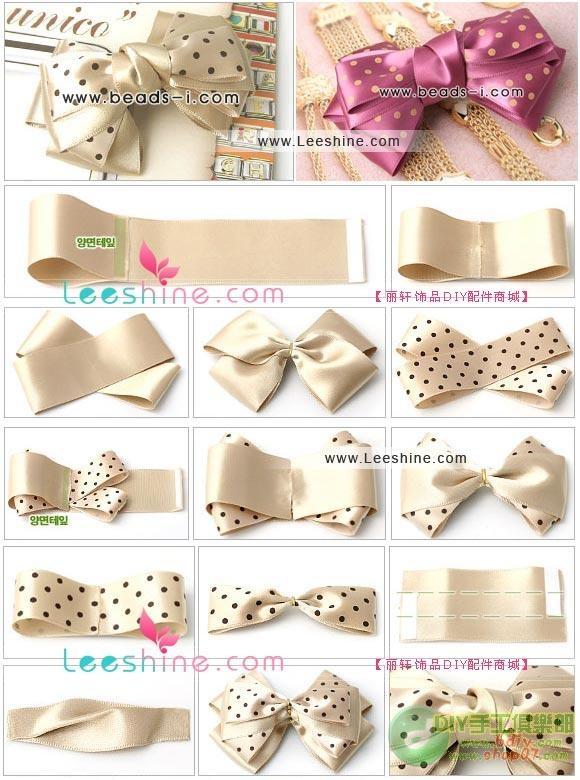 love this satin ribbon <3