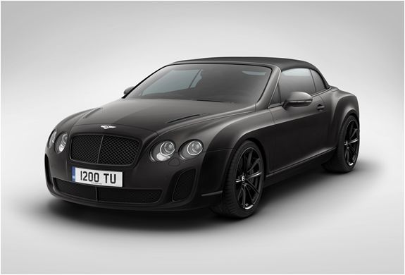 BENTLEY ICE SPEED RECORD | LIMITED EDITION