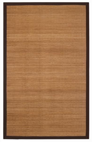 Villager Natural Bamboo Rug