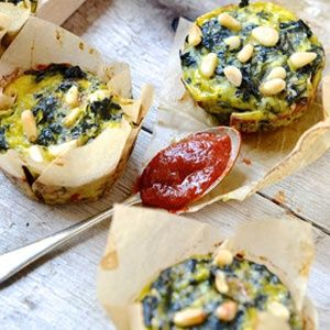 Perfect for breakfast, brunch or packed lunches.