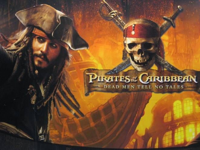 Pirates of the Caribbean Dead Men tell no Tales il film con Johnny Depp Kaya Scodelario