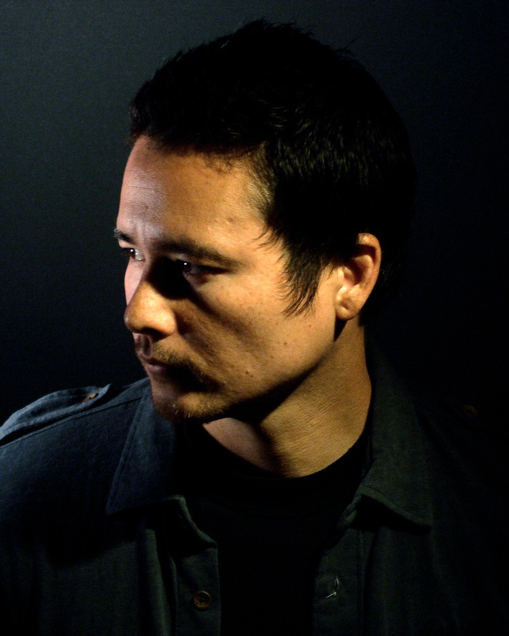 Johnny Yong Bosch, formerly known as the Black Mighty ... Johnny Yong Bosch Black Ranger