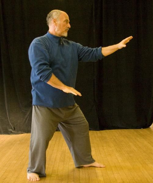 Hsing-i could be considered the most direct and yang practice of the internal martial arts.